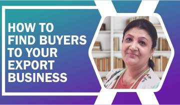 How to find Buyers to your Export Business