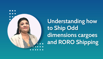 Understanding how to ship Odd dimensions cargoes and RORO Shipping