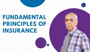Fundamental Principles of Insurance