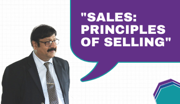 Sales Principles of Selling