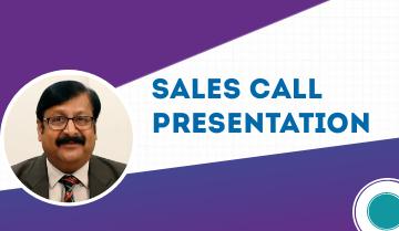 Sales Call Presentation