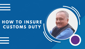 How to Insure Customs Duty