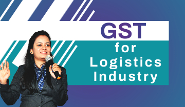 GST For Logistics Industry