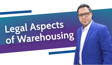Legal Aspects of Warehousing