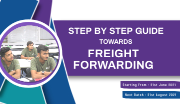 Step By Step Guide Towards Freight Forwarding