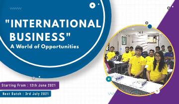 International Business- A World of Opportunities