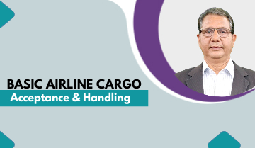 Basic Airline Cargo Acceptance Handling