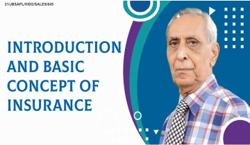 Introduction & Basic Concept of Insurance