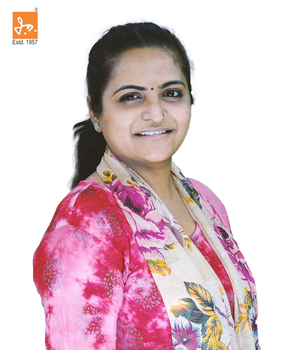 Ms. Jalpa Goswami