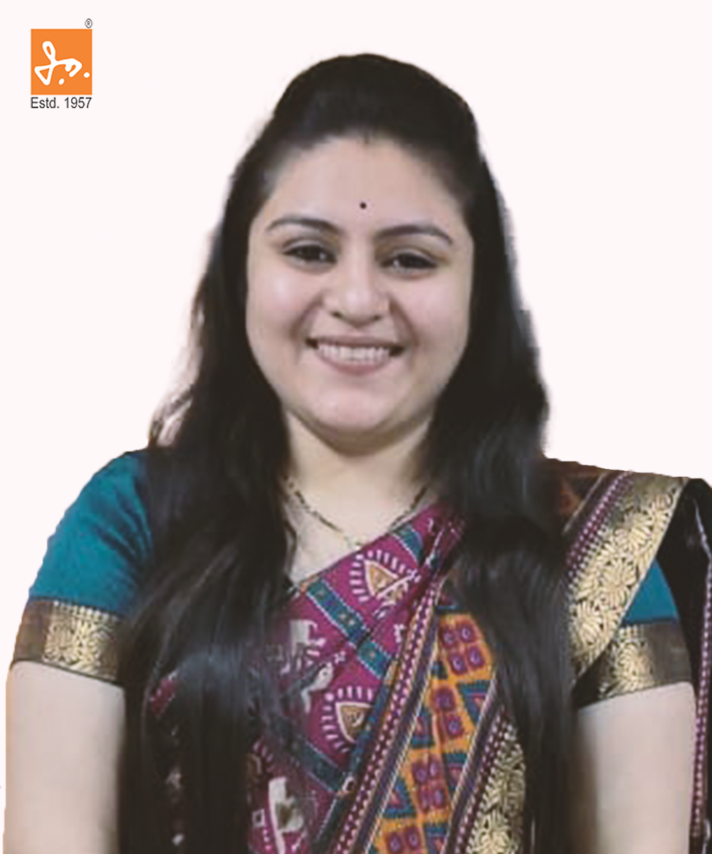 Ms. Komal Kariya