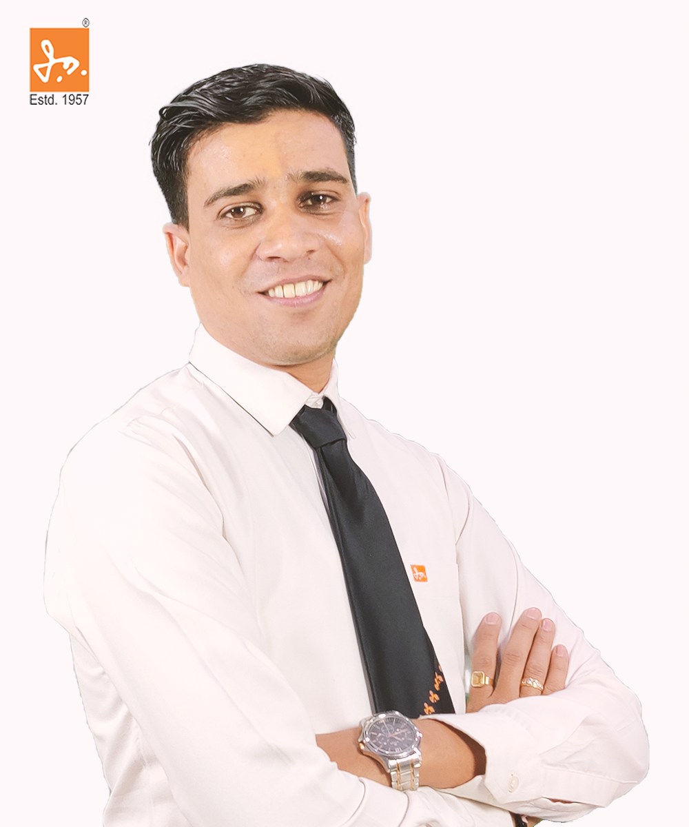 Mr. Sandippuri Goswami
