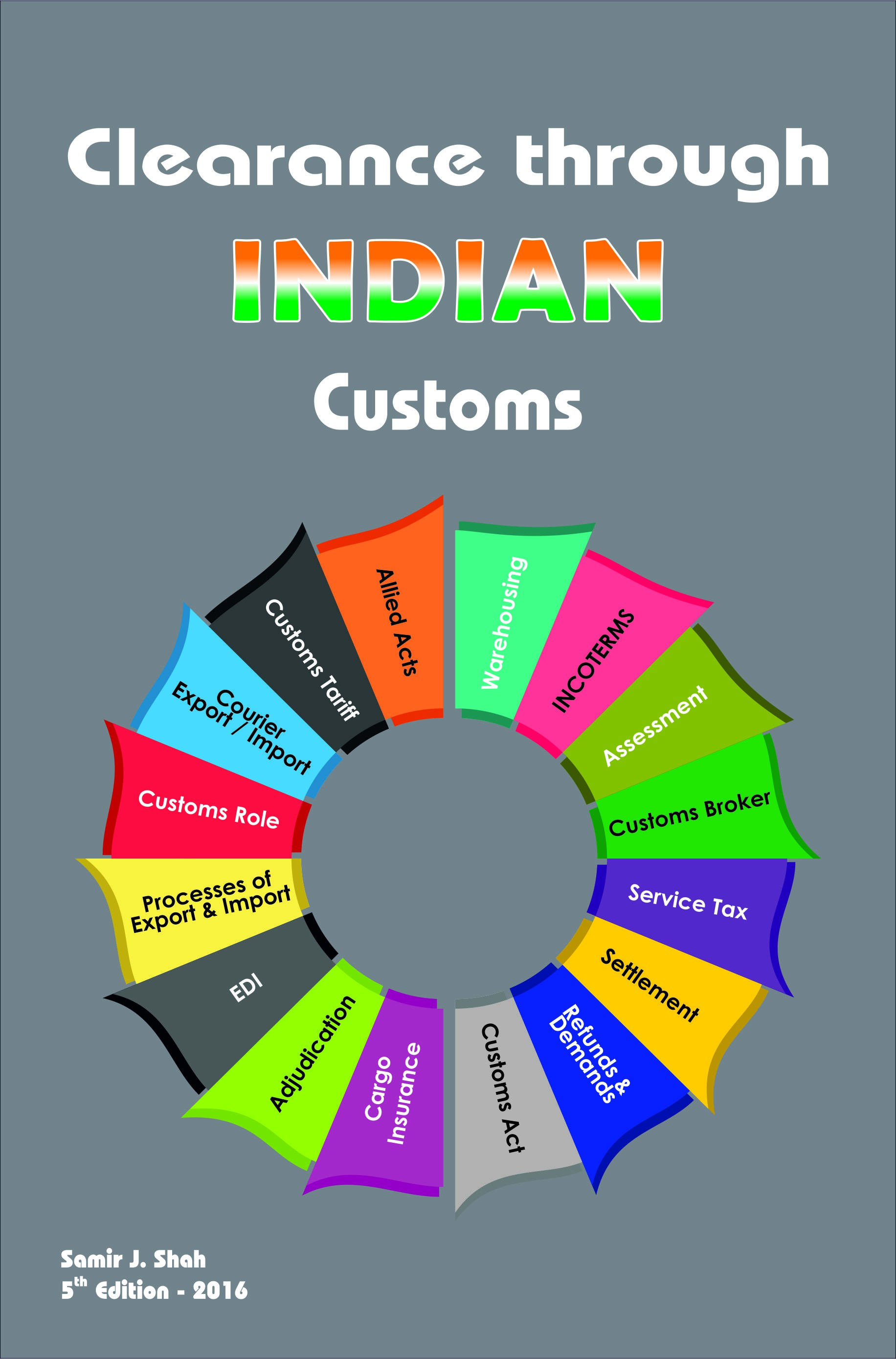 Clearance Through Indian Customs 5th Edition