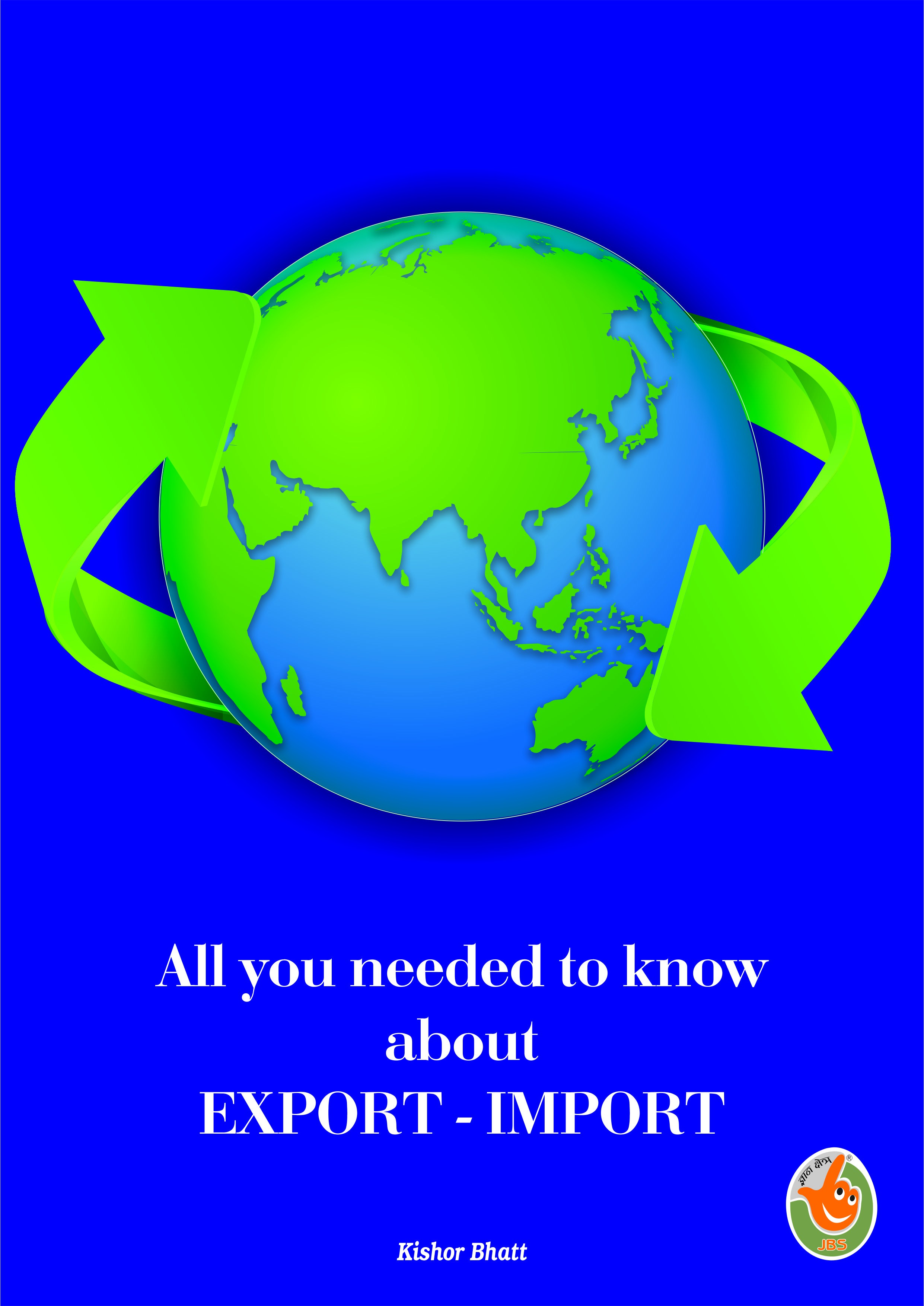 All you needed to know about EXPORT - IMPORT